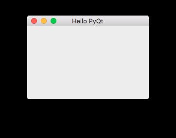 Python - Mac下PyQt5环境搭建  Gavin Liu